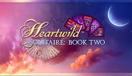 game title card for Heartwild Solitaire: Book Two by Neale Sourna