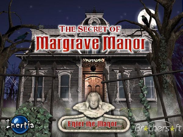 game title card The Secret of Margrave Manor by Neale Sourna